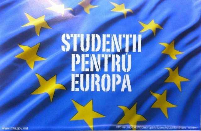 Studenții pentru Europa