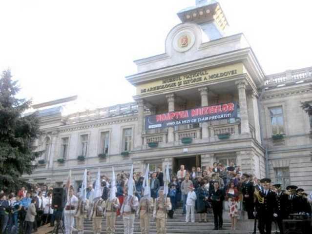 Ziua și Noaptea muzeelor în cadrul  Muzeului Național de Istorie a Moldovei
