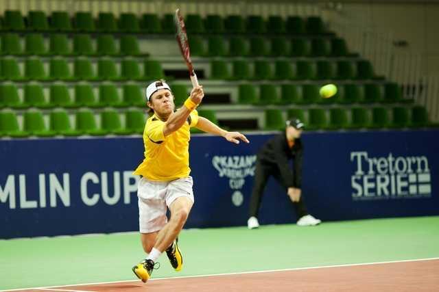 Radu Albot are prima încercare de a califica Moldova în ultima rundă a Cupei Davis II