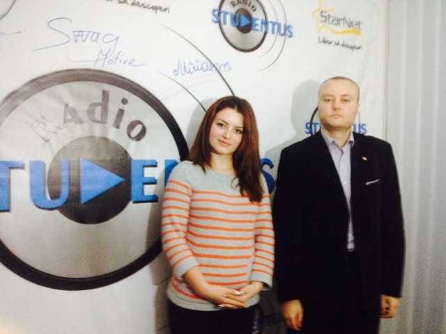 Angajarea tinerilor specialiști. Interviu cu Nicolae Afanas
