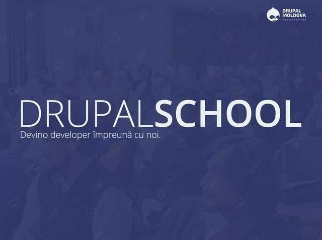 School of Drupal – prima școală drupal din Moldova