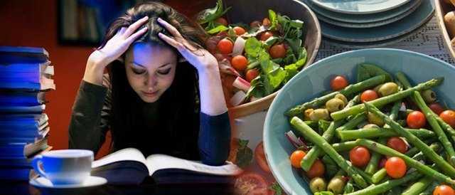 Cu ce să se alimenteze studentul ca să fie sănătos