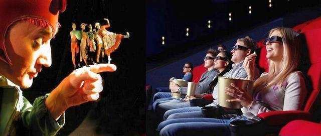 Cu ce teatrul e mai bun ca cinema