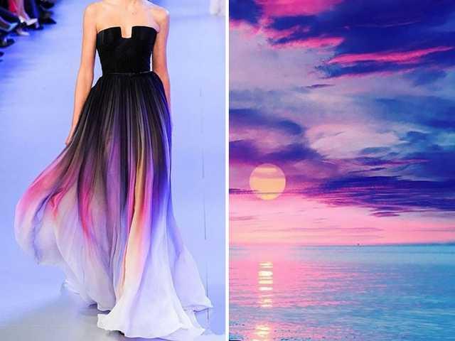 Fashion & Nature│Colecţia celor patru stihii
