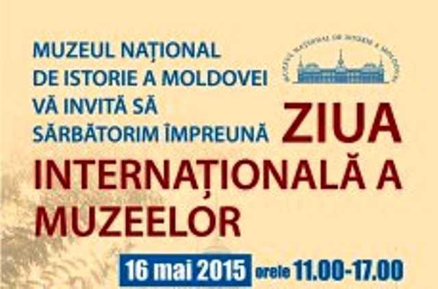 Ziua internaţională a Muzeelor 2015