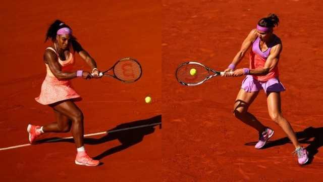 """Serena Williams: """"Să lovesc cîştigător sau să nu intru pe teren"""""""