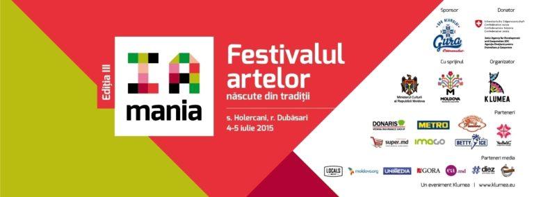 (EVENIMENT) Festivalul artelor IA MANIA 2015