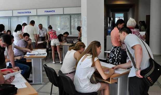 ADMITERE 2015: Candidații au depus peste 15 mii de cereri în universități