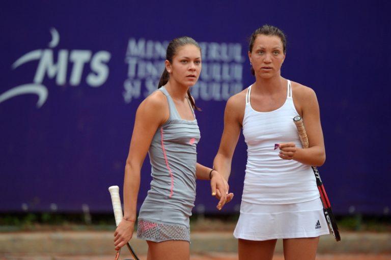 Andreea Mitu şi Patricia Ţig – doar finaliste