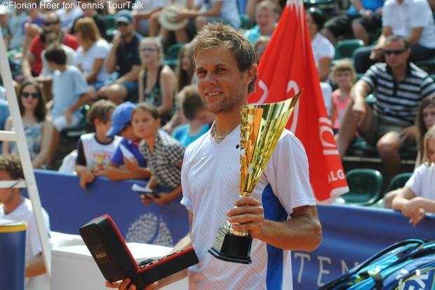 Radu Albot a ajuns printre primii 100 jucători de tenis din lume