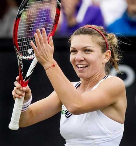Simona Halep a trecut de Sara Errani și s-a calificat în finala turneului de la Toronto
