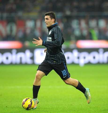 Mateo Kovacic s-a transferat la Real Madrid