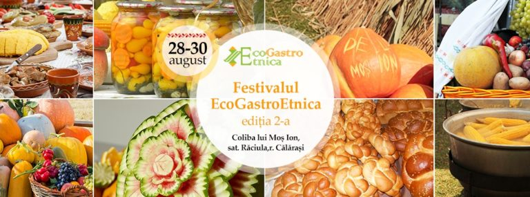 Festivalul EcoGastroEtnica revine!
