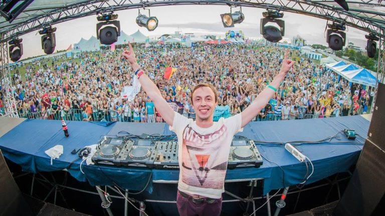 DJ Andrew Rayel va susține un concert în Chișinău