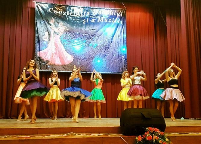 """Festivalul ,,Constelația Dansului și a Muzicii"""" ajuns la a VI-a ediție"""