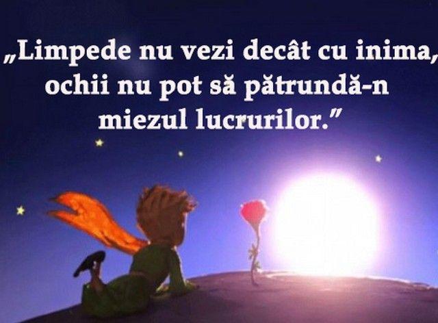 Top 10 citate de ziua de naștere a lui Antoine de Saint-Exupéry