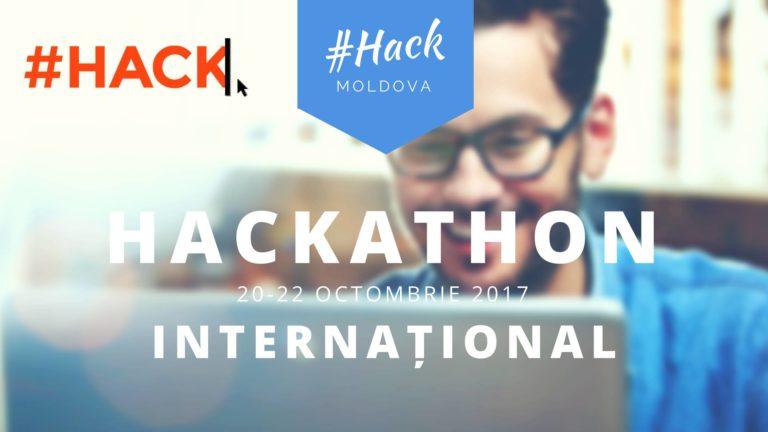 #Hack Moldova revine, participă și tu la hackathon-ul ce are loc în peste 40 de țări simultant