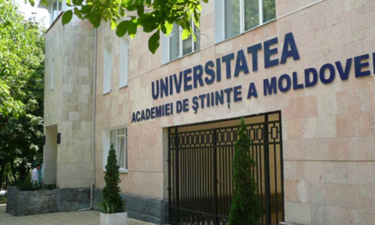 Ce perspective au viitorii studenți de la Universitatea Academiei de Științe a Moldovei