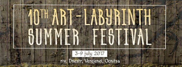 Art-Labyrinth Summer Festival 2017 în derulare