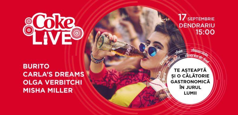 Coke Live Music & Food Fest 2017