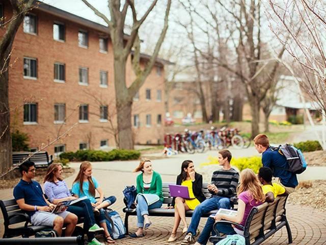 Unde se trăiește cea mai frumoasă viață de student?