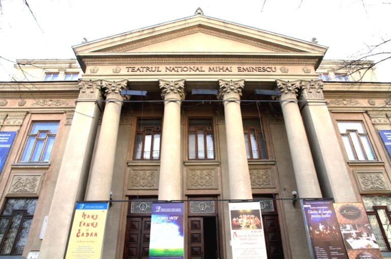 Teatrul Național Mihai Eminescu te invită la spectacol