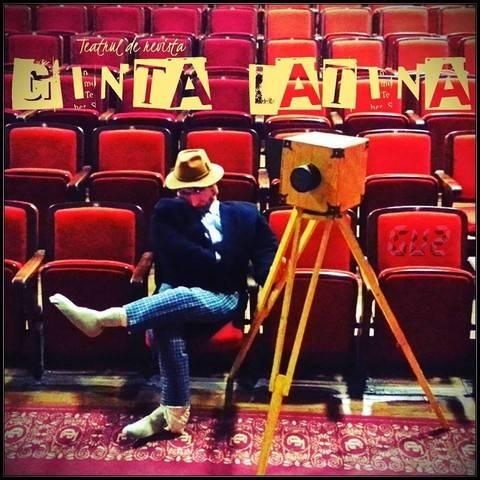 """Teatrul de revistă """"Ginta Latină"""""""