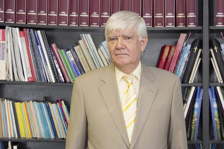 A decedat rectorul ULIM, Andrei Galben
