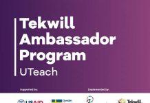 Tekwill Ambassador Program