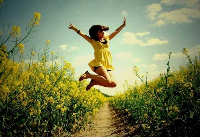 Întreaga viață suntem în căutarea fericirii