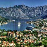 Muntenegru, golful Kotor