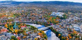 Norvegia, Trondheim