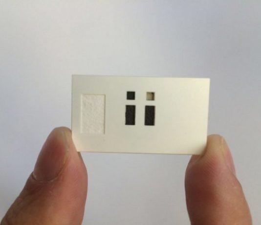 Baterie Din Hârtie