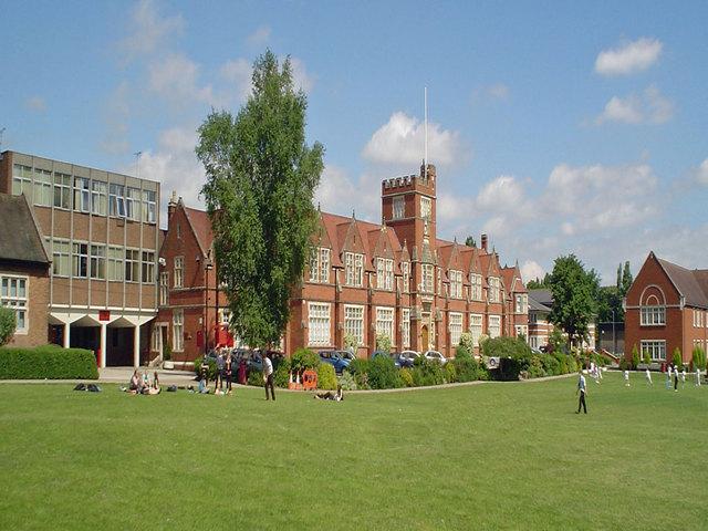Liceu din Regatul Unit