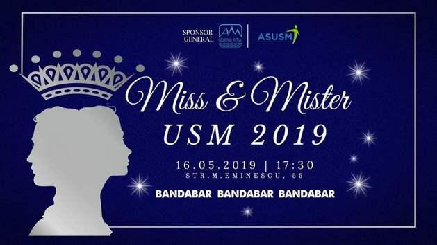 ,,Miss & Mister USM 2019''