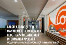 Managementul Informatiei,Informatica Aplicata,Calculatoare Si Retele,Robotica Si Mecatronica