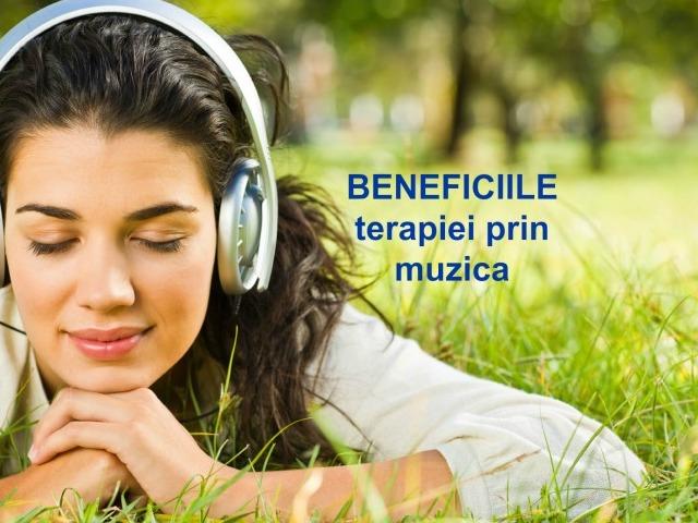 Terapia prin muzică, de la echilibru la stare de bine