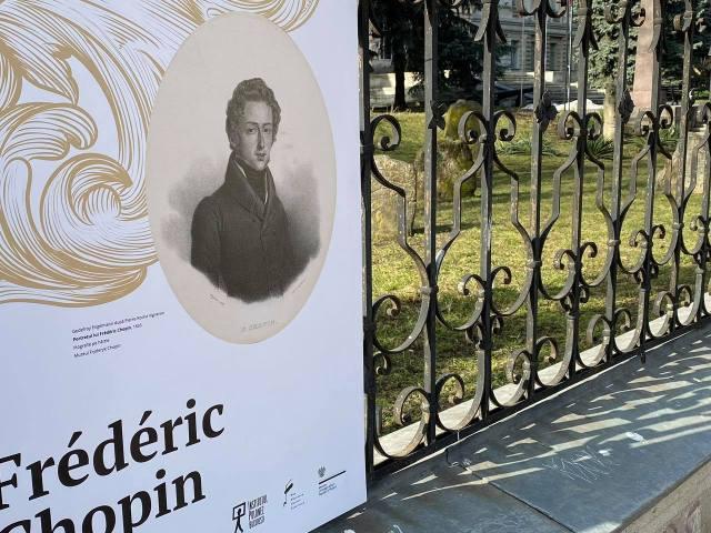 Viața și activitatea romanticului Fryderyk Chopin, într-o expoziție la Muzeul Național de Istorie a Moldovei