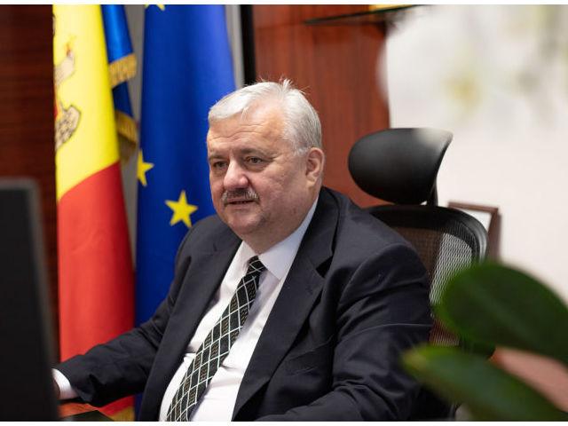 Igor Șarov a fost confirmat în funcția de rector al USM