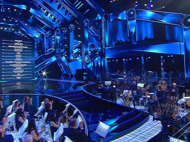 Sanremo, festivalul muzicii italiene