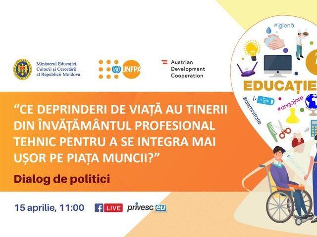Oficiul UNFPA Moldova lansează un nou studiu