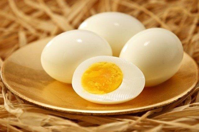 beneficiile oului fiert