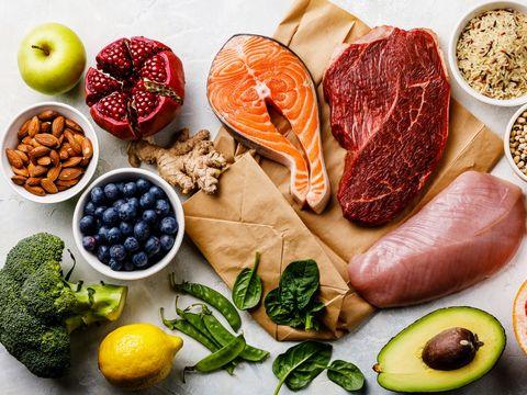 Top 5 produse alimentare care reduc îmbătrânirea